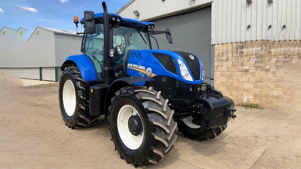 Police issue alert about six stolen tractors worth £360,000
