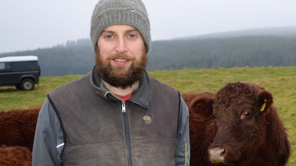 Farming matters: Niall Blair - 'It would be a poor farmer who wakes with no ambition'