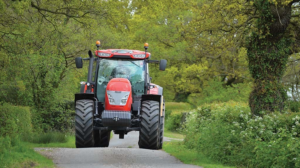 Farmers warned after police fine young tractor driver for using mobile phone while driving