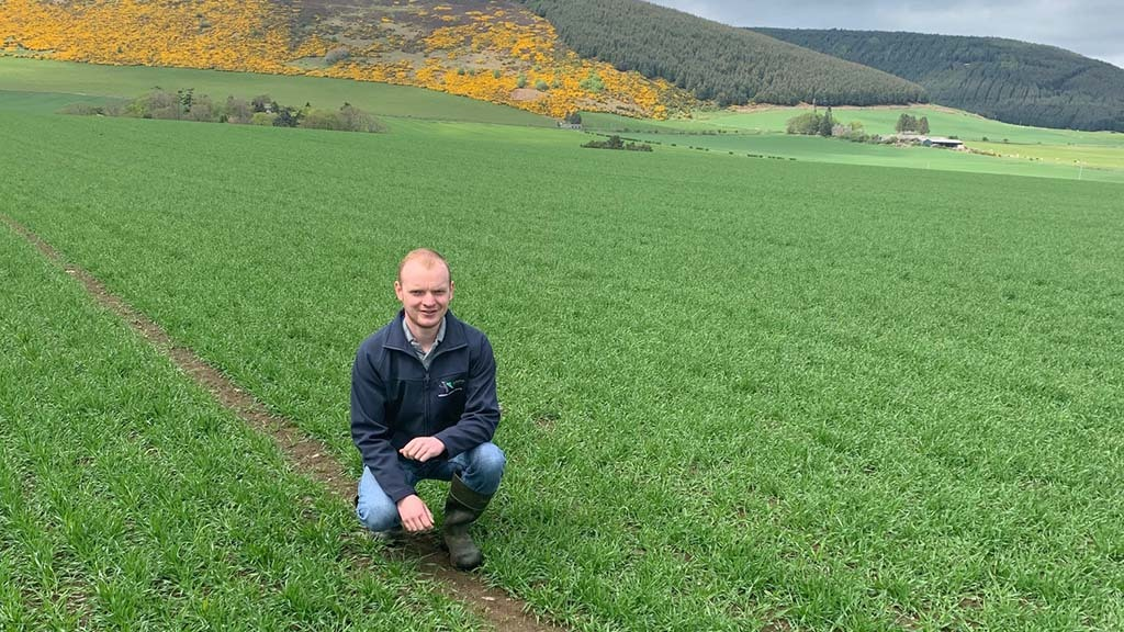 Young Farmer Focus: Peter Duthie - 'Agriculture has been in my blood the last three generations'