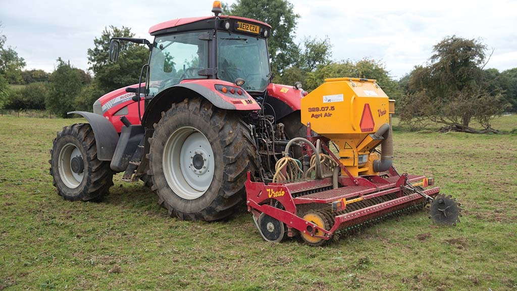 Assessing your reseeding options