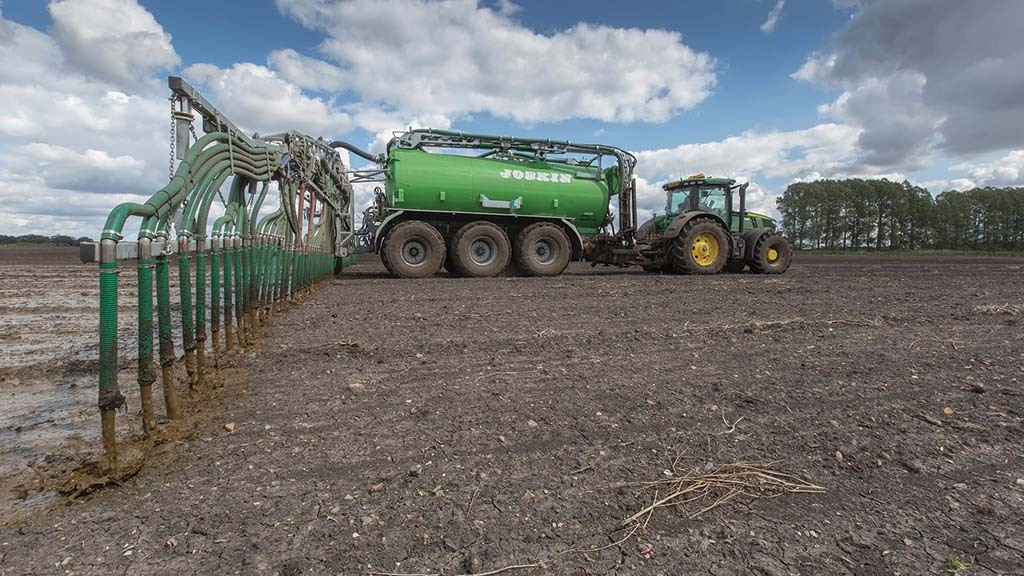 Five tips to make the most of slurry