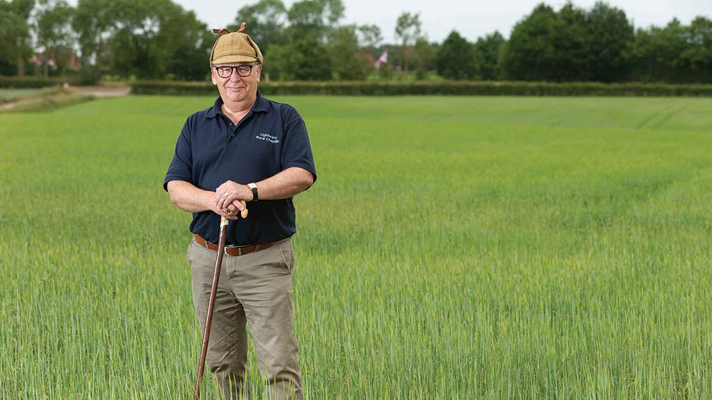 Backbone of Britain: 'Farming can be a lonely life' – exploring the role of a rural chaplain