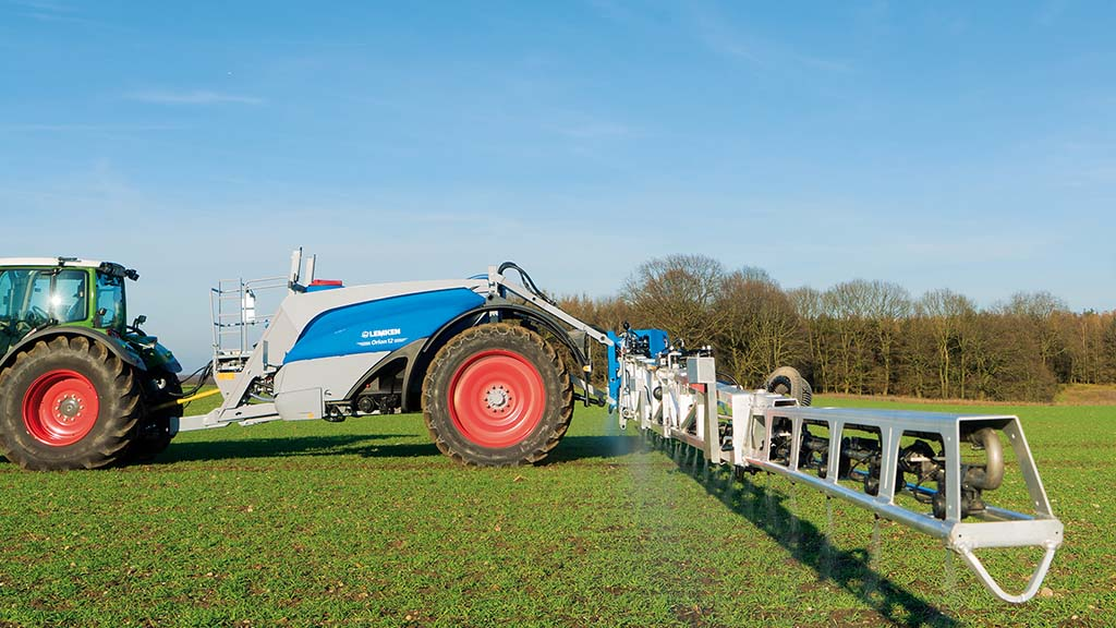 Lemken pulls the plug on sprayers with production ceasing at the end of 2020
