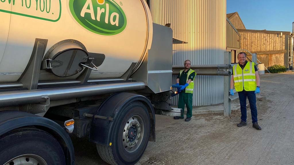 Arla Foods adopts 'contingency' plan to negate impact of Covid-19