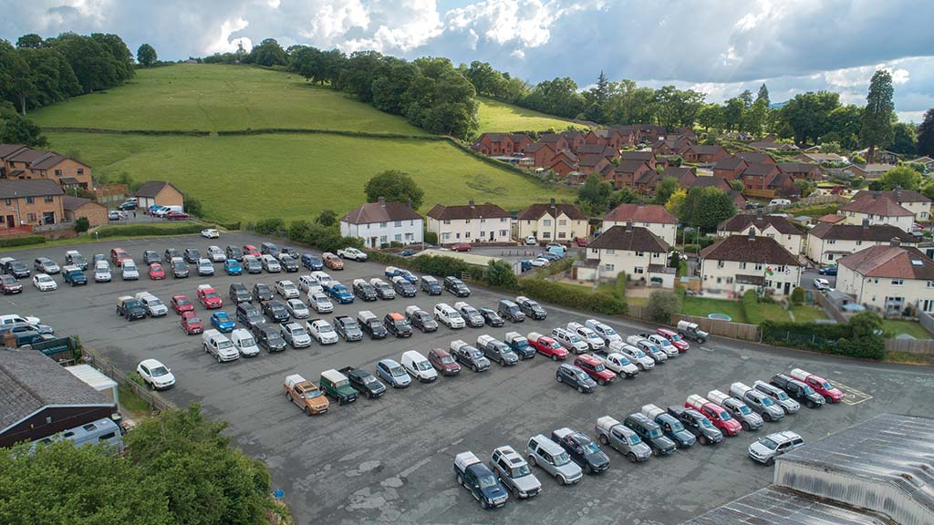 Farmers unite as Builth Wells auction mart faces uncertainty