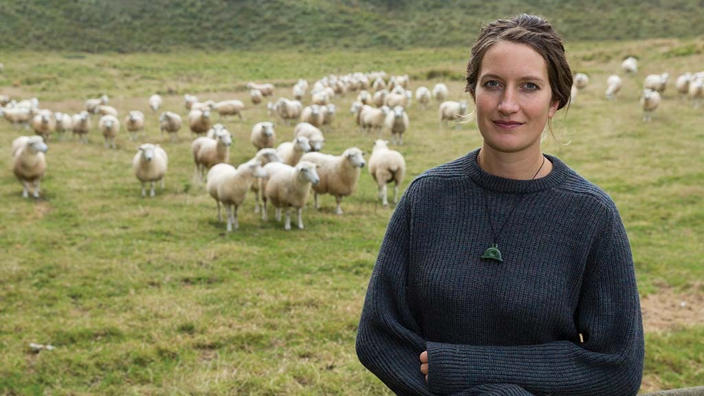 In Your Field: Marie Prebble 'I've been unable to take the rain back to Kent'