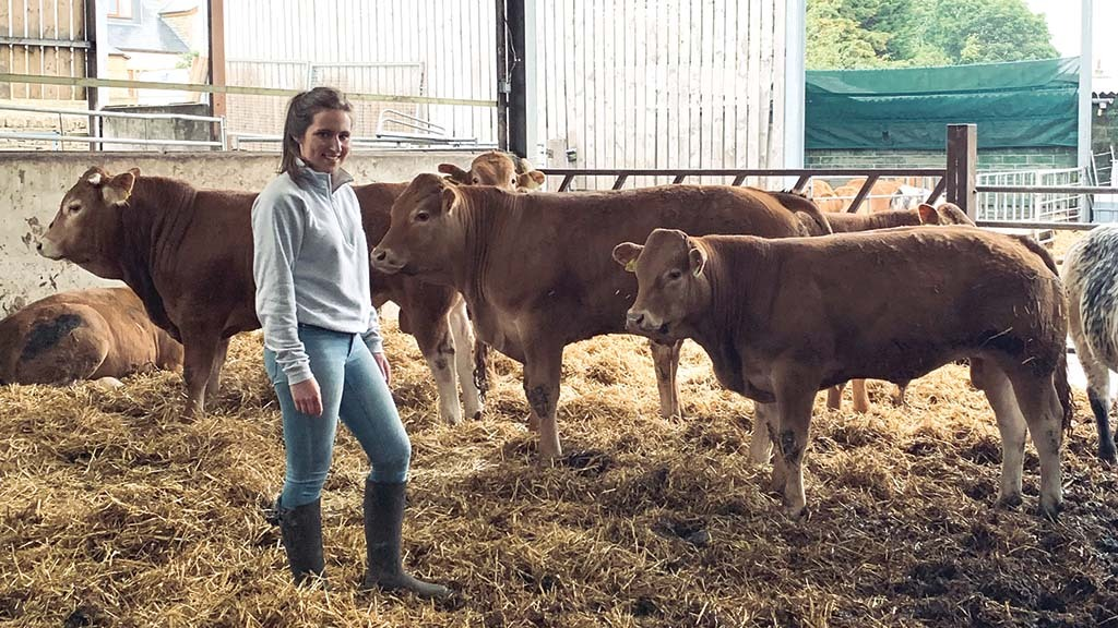 Young Farmer Focus: Laura Wilson - 'I have adapted to many challenges from Covid-19'