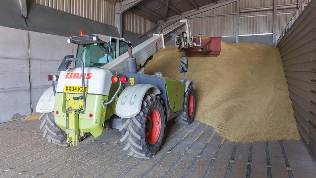 NFU harvest survey reveals plunging yields