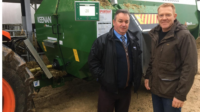 Alltech Navigate helps Adam Henson in mission to farm sustainably