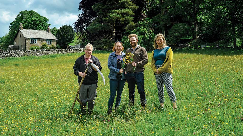 Backbone of Britain: 'There have been challenges, but the project has been a breath of fresh air' - restoring landscapes and supporting a local community
