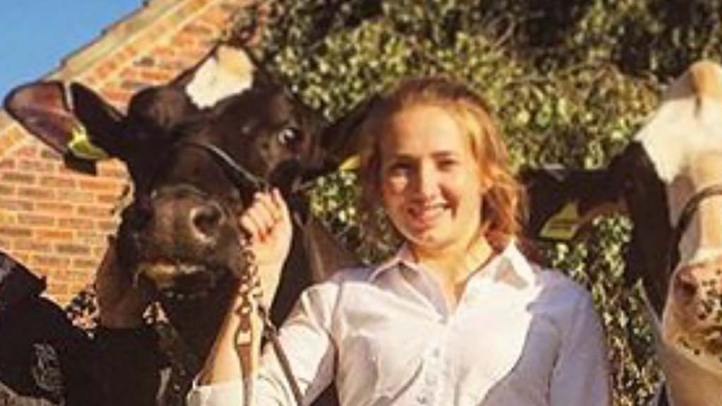 Young Farmer Focus: Lizzie Bradley - 'My biggest passion is showing, enabling me to work at some of the biggest dairy shows'