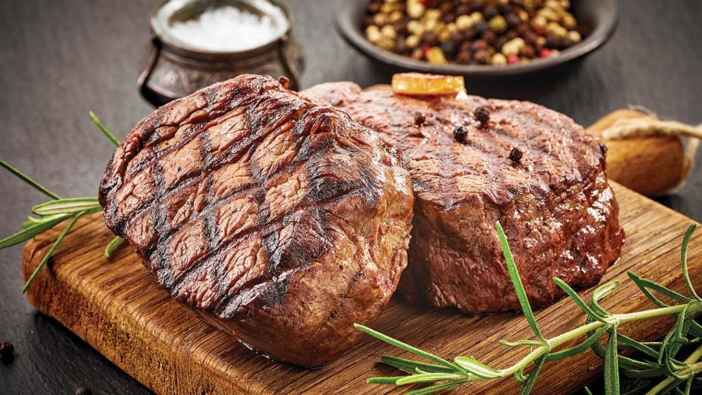 British beef is in high demand, as consumers enjoy the taste and premium quality, says Will Case.