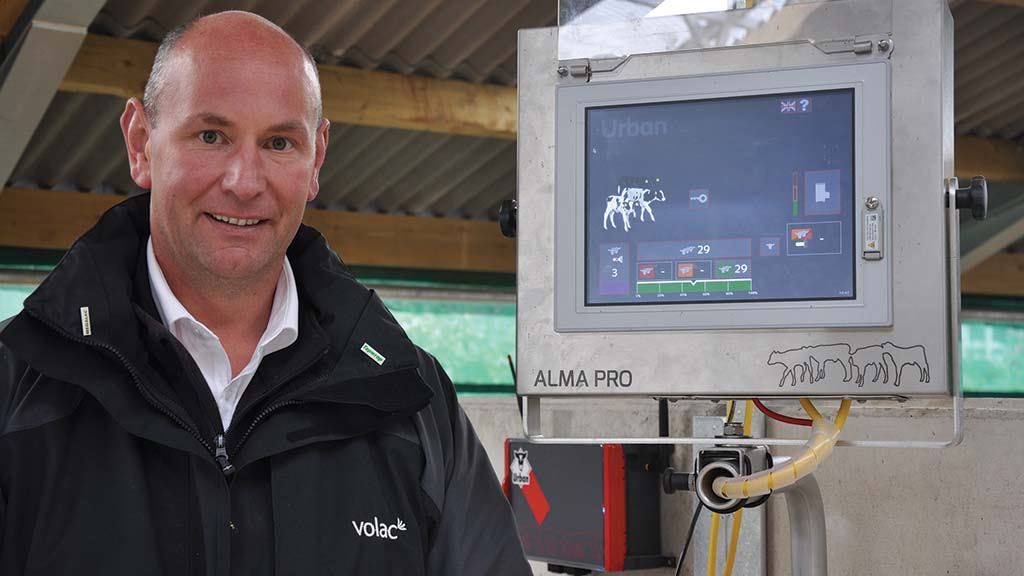 Top tips for automated milk feeding calves