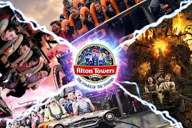Win a family trip to Alton Towers
