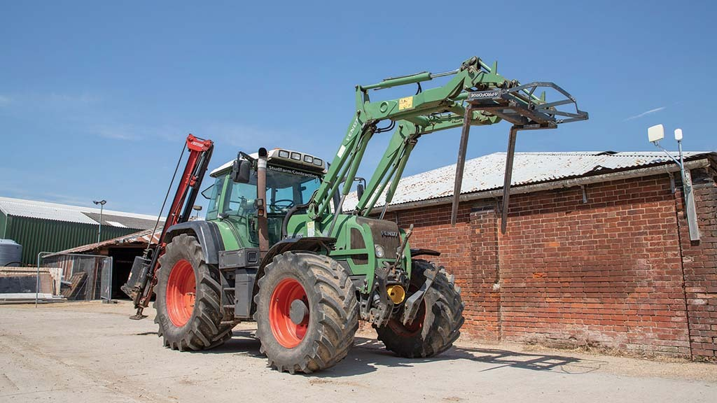 This 14,000-hour Fendt 716 kick-started the Kruse brothers' faith in high-hour capability.