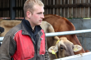 Duynie Case Study – Dairy Farmer Sam Bailey