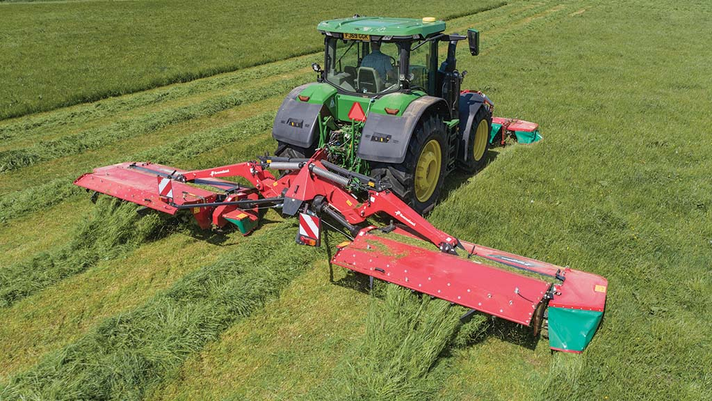 On-test: Simple set of mowers put to work