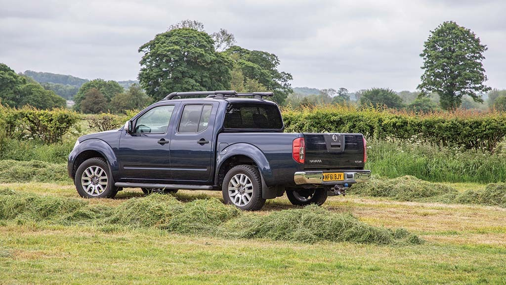 A properly strengthened chassis could prolong the life of Nissan's D40 Navara.