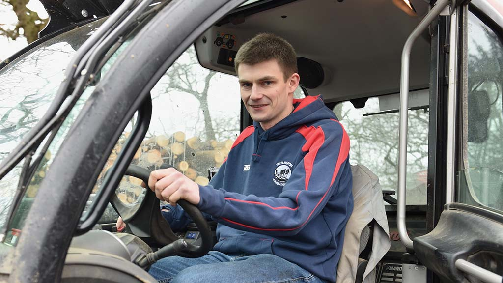 Young Farmer Focus: Edward Dungait - 'YFC will kick-start post Covid-19'