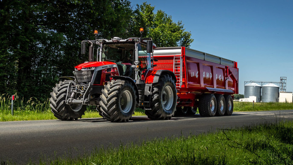 Agco brands scoop three awards as Tractor of the Year winners are announced