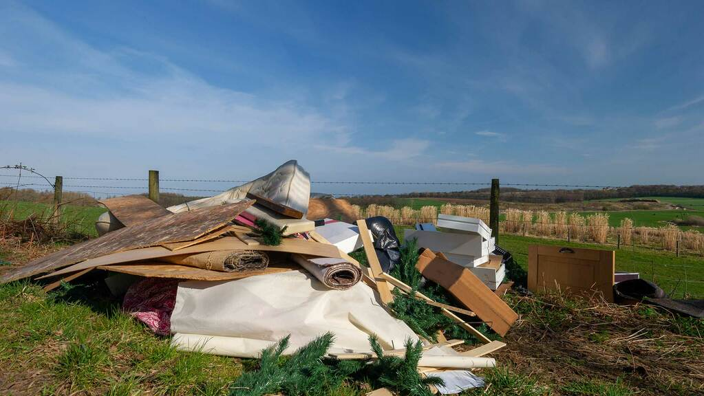 New Defra figures highlight rise in fly-tipping incidents