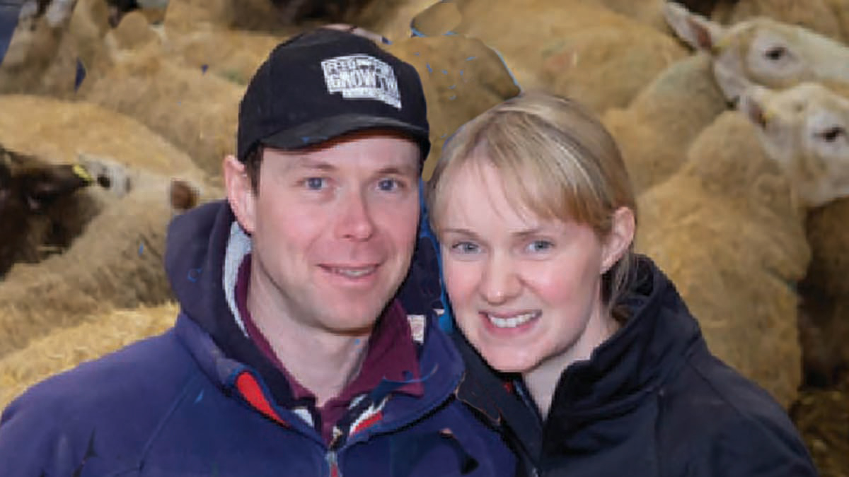 Spotlight: Roger and Hilary Bell, lamb supplier, Co Antrim