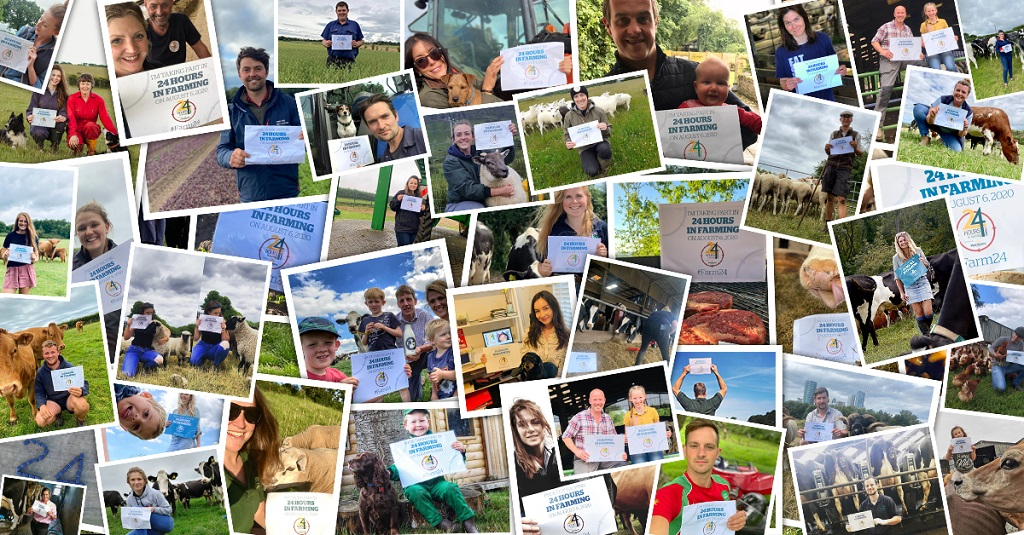 #Farm24 reaches record territory across social media