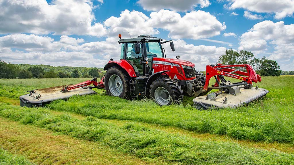 On-test: Massey Ferguson 6718 S and 7718 S tractors get tech injection