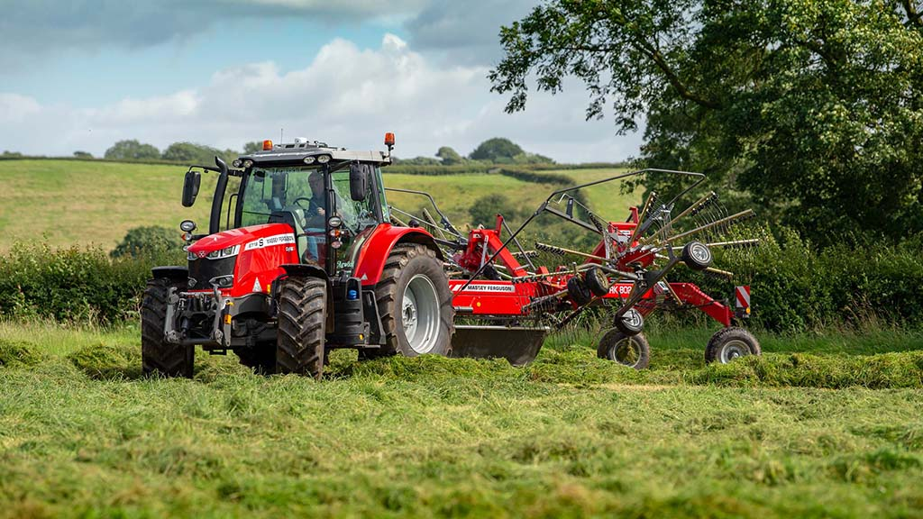 The latest tech makes a massive difference to Massey Ferguson's latest tractors.