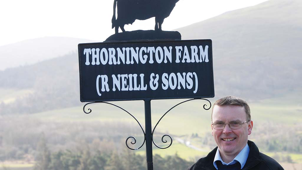 Tom Neill of R. Neill and Sons.