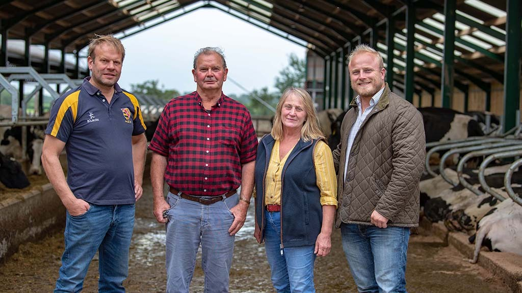 DAIRY SPECIAL: High standards a priority for family farm's growing herd