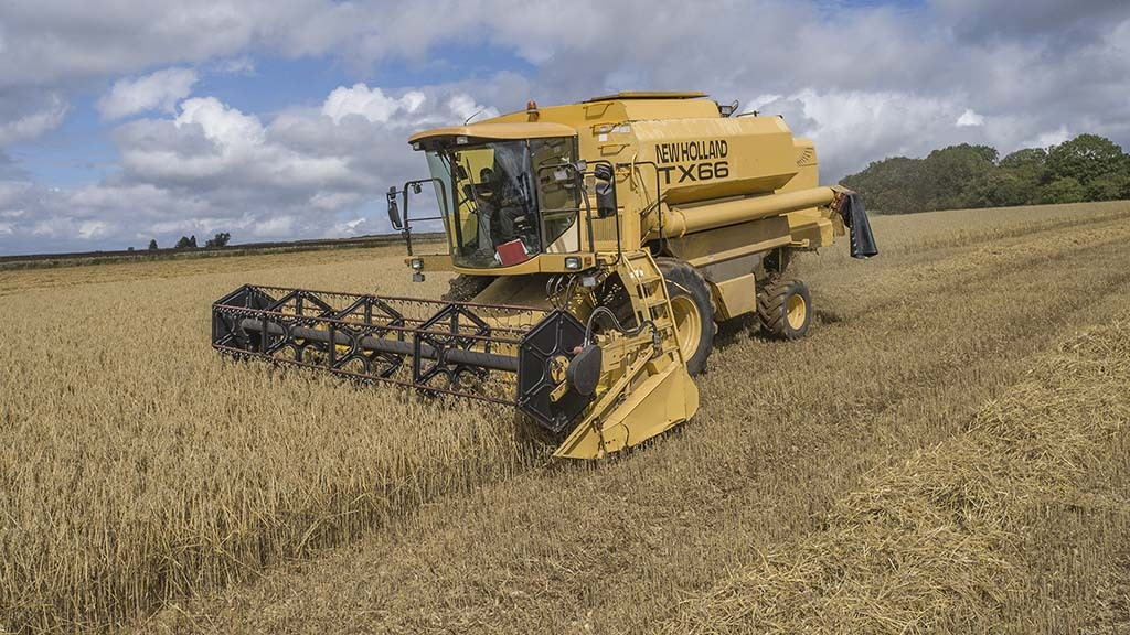 User story: Making the most of a New Holland modern classic