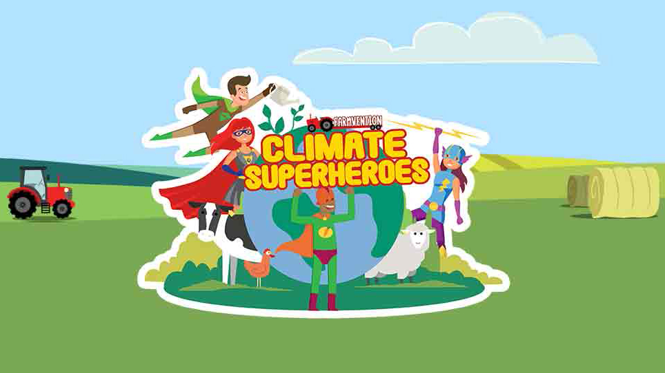 Farmvention competition to find climate superheroes launched by NFU