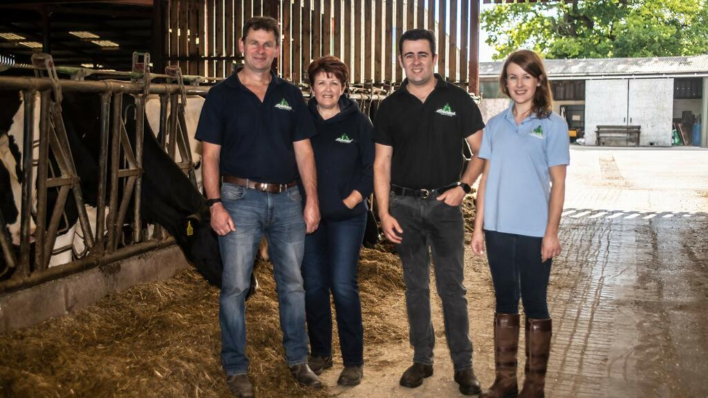 Larchwood brings tops genetics to the table