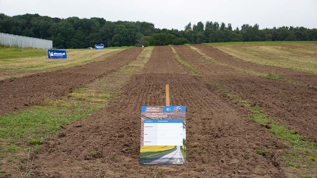 Field trial conditions