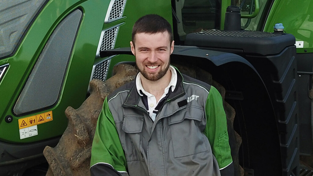 Young farmer focus: Tom Bruce 'There is plenty of scope to adopt new ideas'