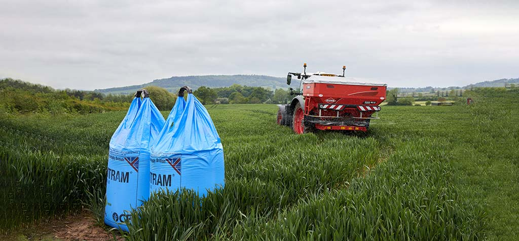 Five ways to make your fertiliser use more carbon friendly