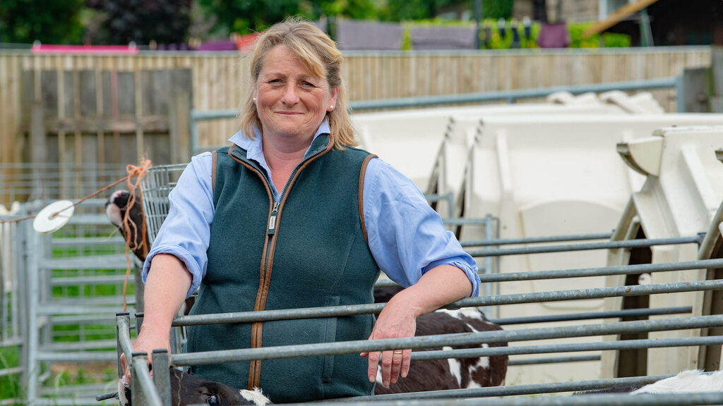 In your field: Rachel Coates - 'I turned into Miss Marple to catch a non-paying customer in the milk hut'