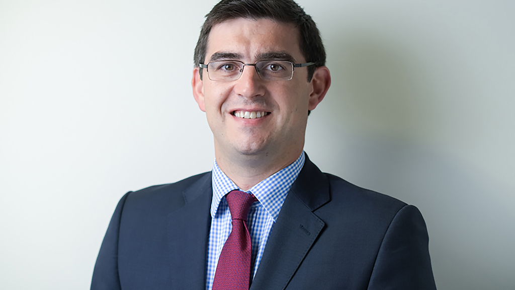 Tom Biddick, partner at law firm Ashfords