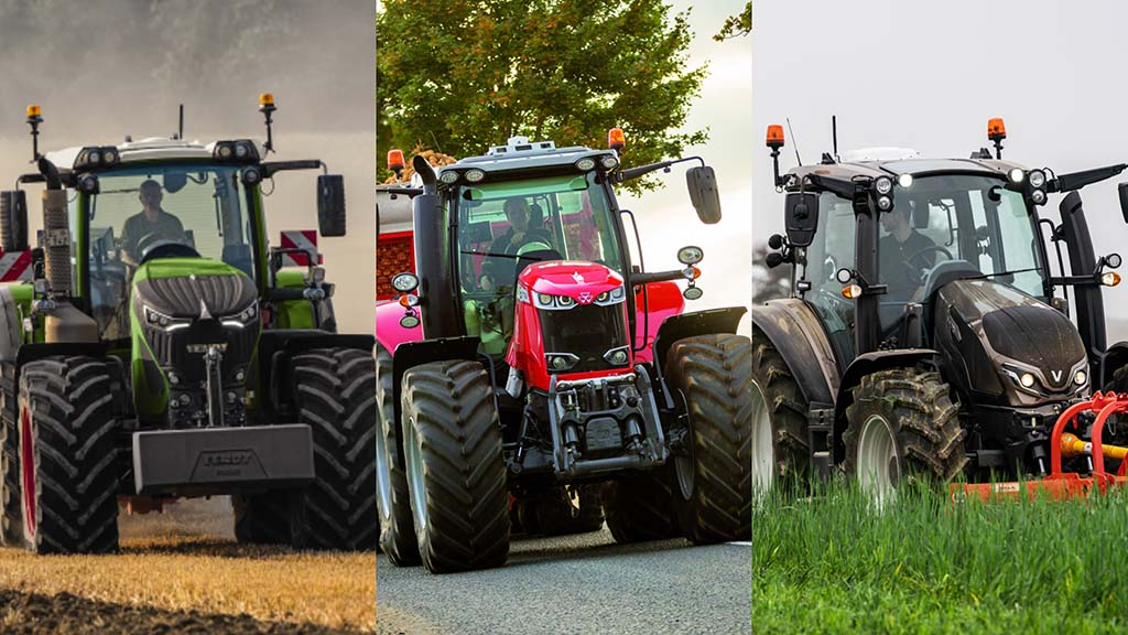 Agco rearranges its dealership network in the north of England and throughout Scotland