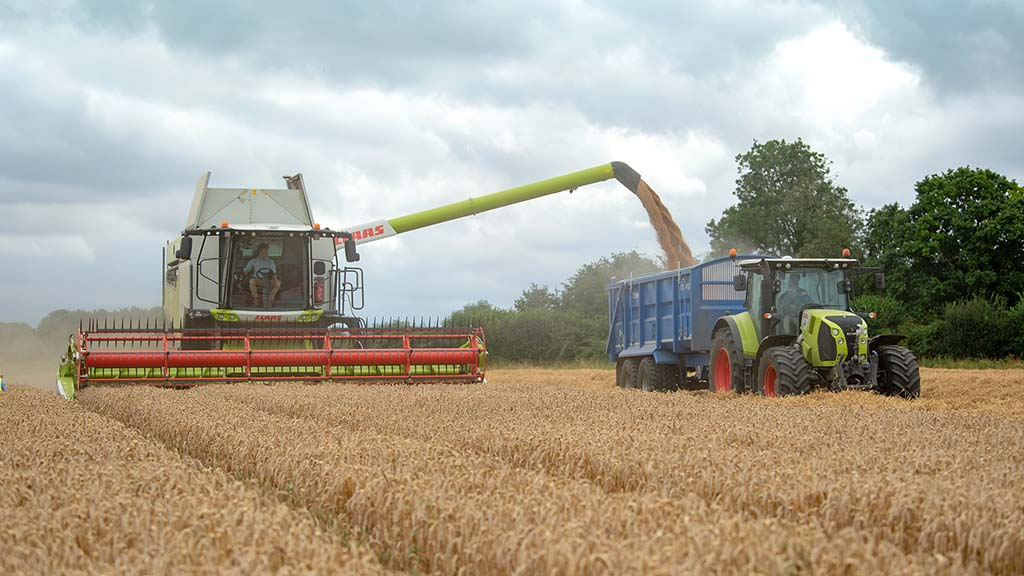 Farmers urged to carry out safety checks as lorry driver shortage hits harvest