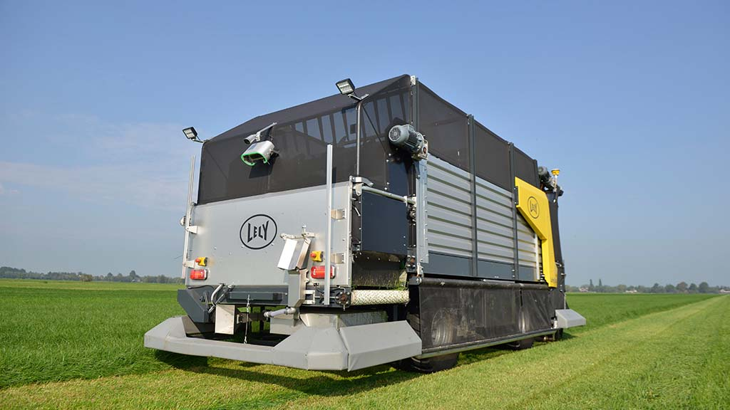 Lely's trio of new innovations