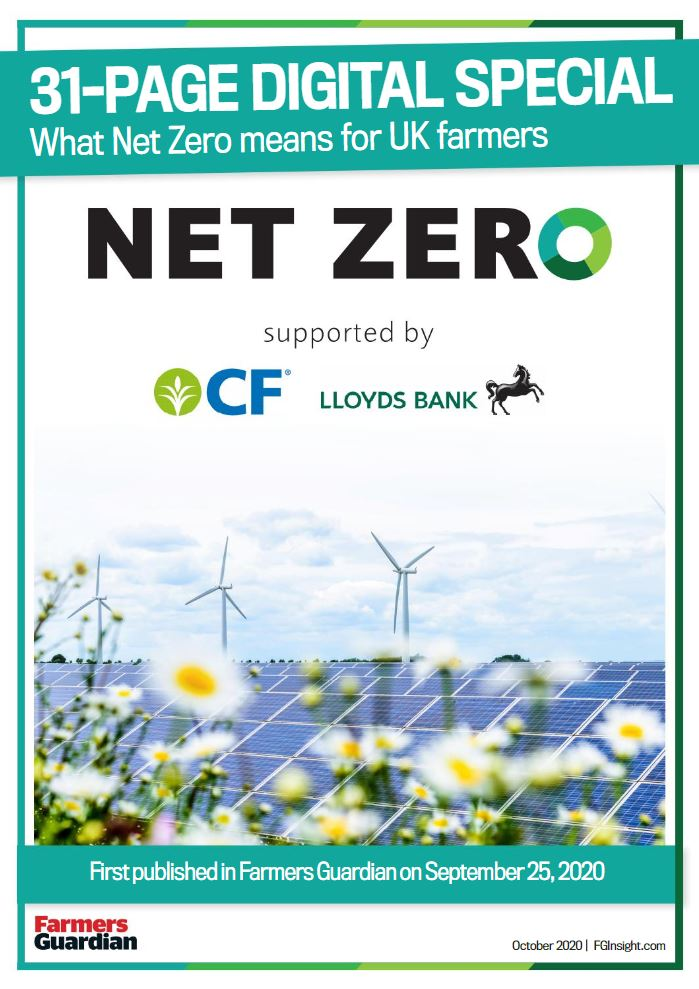 Net Zero: What it means for UK farmers