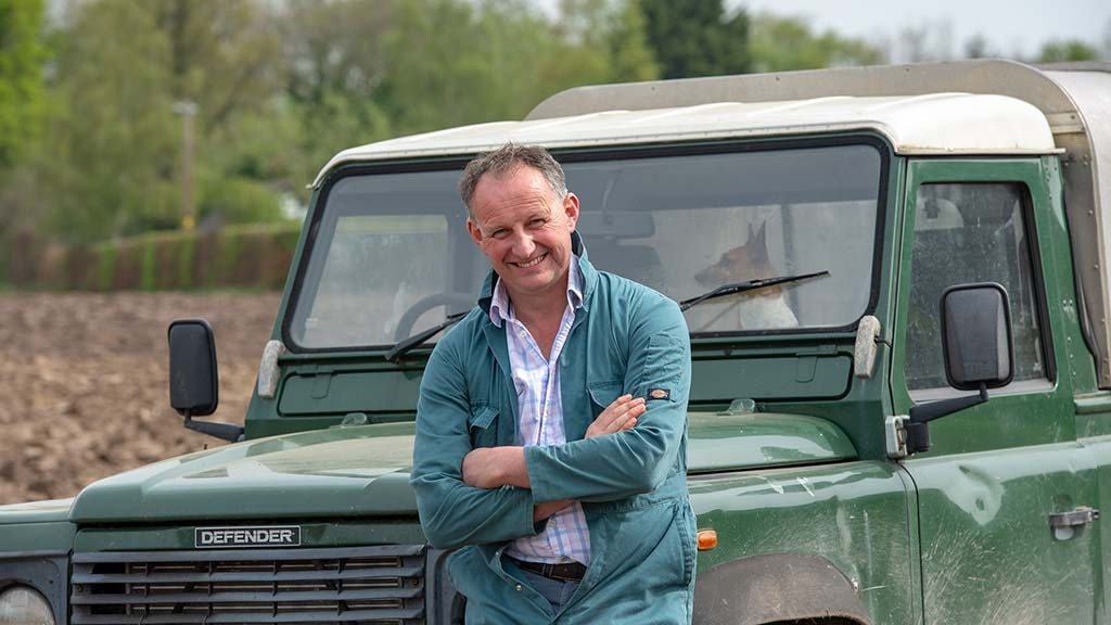 In your field: Ian Garnett - 'Proposed new trade deals are worrying me'