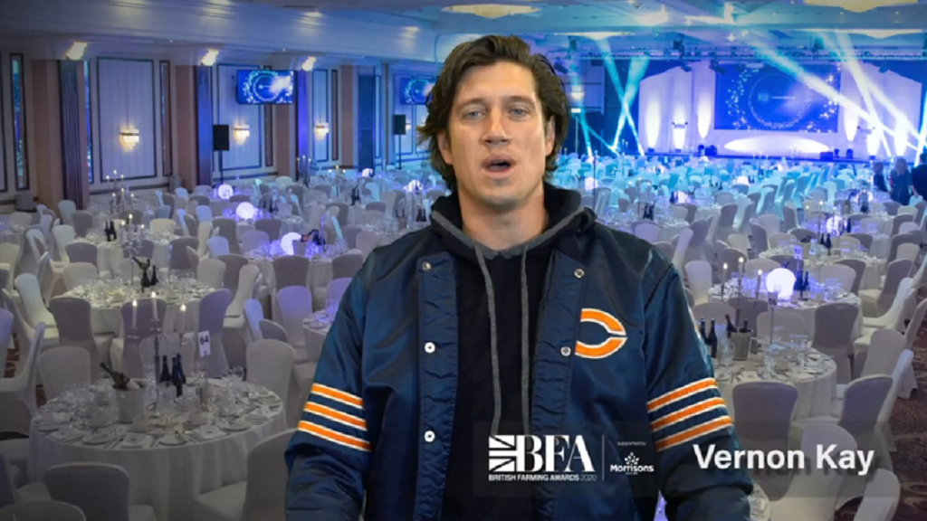 Vernon Kay is back to host the awards this year.