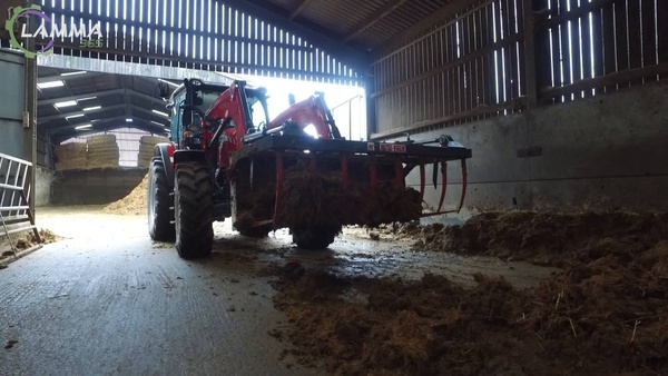 Review: 110hp loader tractors compared: Massey Ferguson 5711 Global