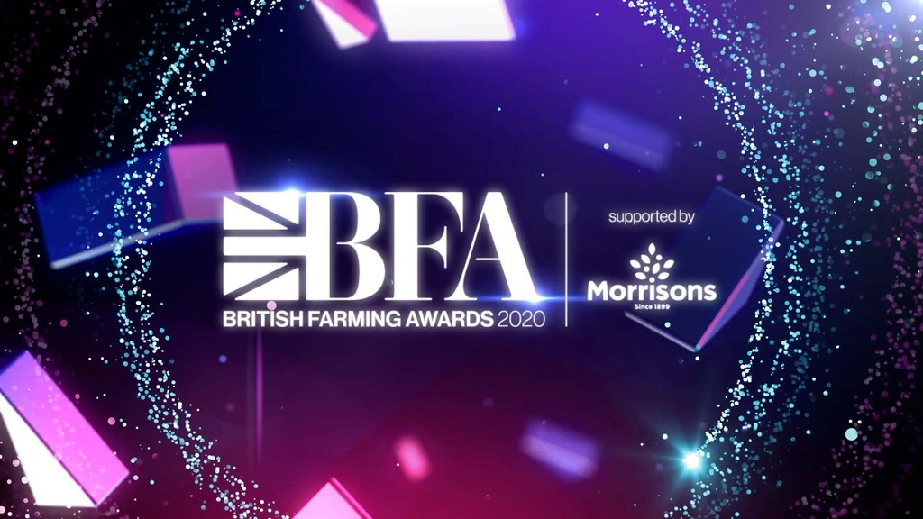 Tonight is the night for the British Farming Awards!