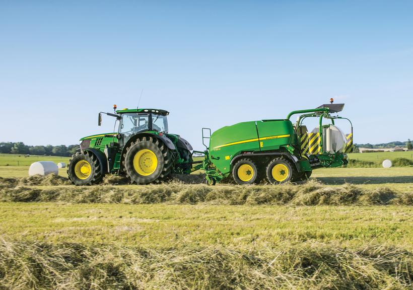 Change for John Deere dealerships as Hunt Forest Group acquires Smart Ag Services