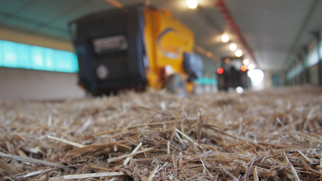 How to get the most from your livestock bedding